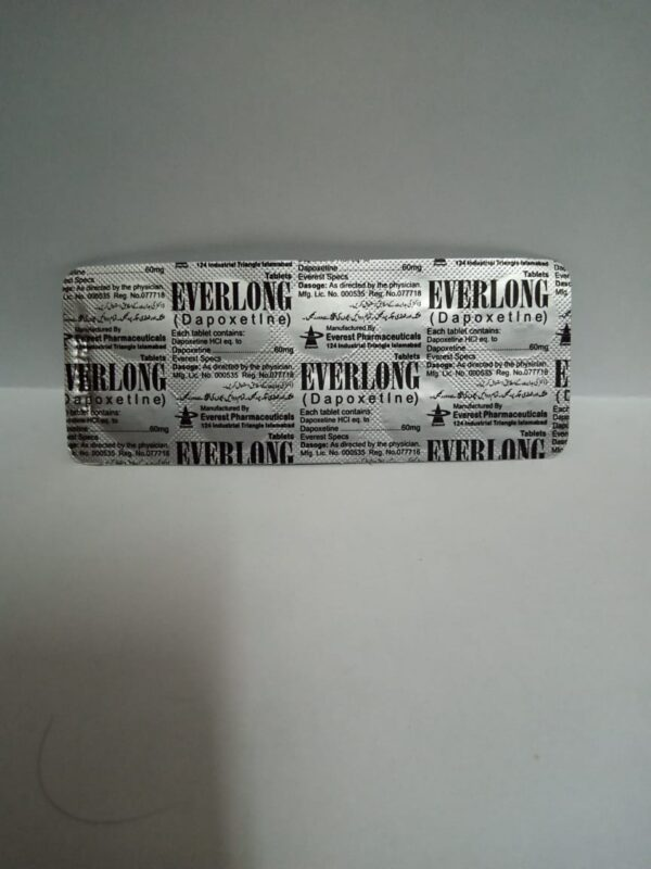 Ever long Dapoxetine Tablets