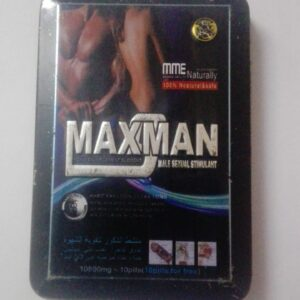 Maxman Male Sexual Tablets