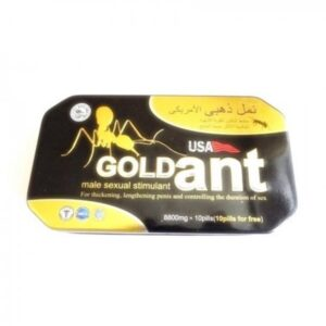Usa Gold Ant Tablets